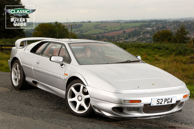 Lotus Sports Car >> Lotus Esprit 1987 2004 Buyer S Guide What To Pay And What