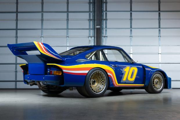 Classic & Sports Car – Epic £4.2m Porsche trio racing to Amelia Island sale © Gooding & Company/Josh Hway
