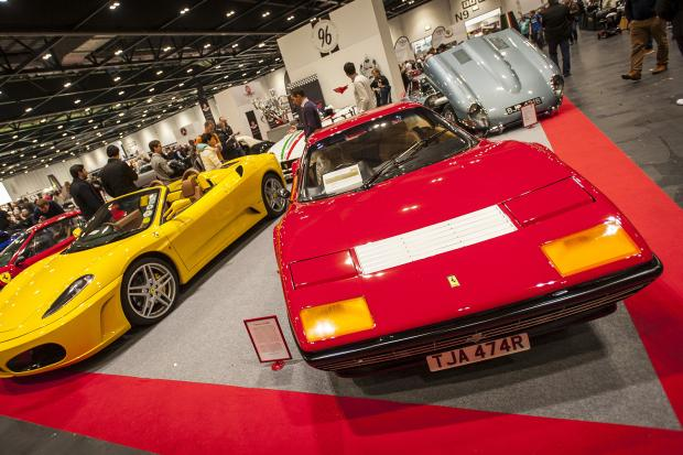 Classic & Sports Car – The London Classic Car Show