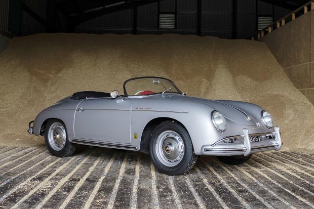Rare Porsche 356a Set To Dazzle At Race Retro Auction