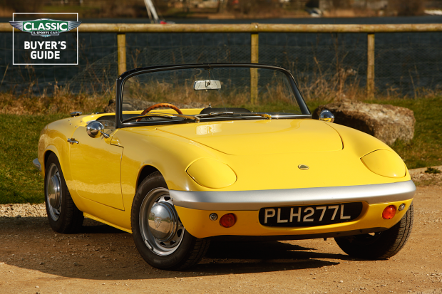 Lotus Sports Car >> Lotus Elan 1963 74 Buyer S Guide What To Pay And What To