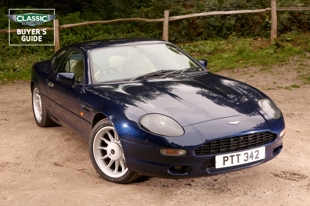 Aston Martin DB7 buyer's guide: what to pay and what to look