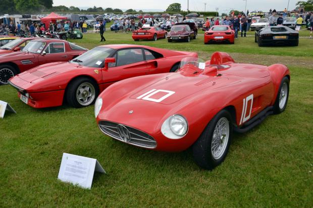 Classic & Sports Car – Motorfest Ireland 2019