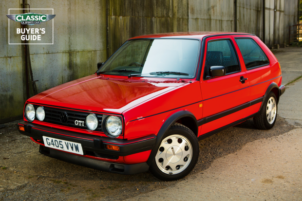 Volkswagen Golf GTi Mk2 buyer's guide: what to pay and what to look