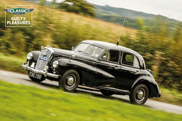 Classic   Sports Car – Guilty pleasures  Wolseley ... c7db6754d
