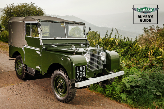 land rover series i buyer\u0027s guide what to pay and what to look forclassic \u0026 sports car \u2013 buyer\u0027s guide land rover series i