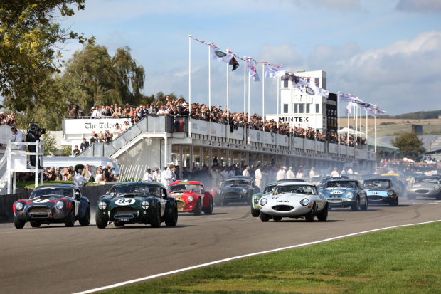 Classic & Sports Car – 15-race schedule revealed for 2019 Goodwood Revival