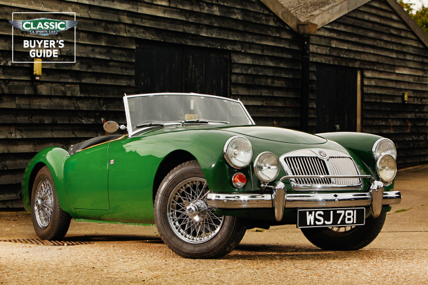 Mg Td For Sale >> MGA buyer's guide: what to pay and what to look for | Classic & Sports Car