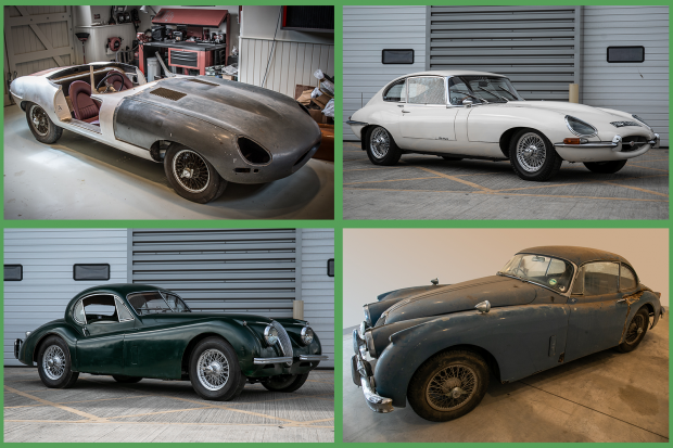 Classic & Sports Car – Fancy a project? 4 TLC-ready Jaguars are coming to auction