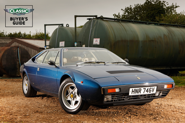 Ferrari 308GT4 buyer\u0027s guide what to pay and what to look
