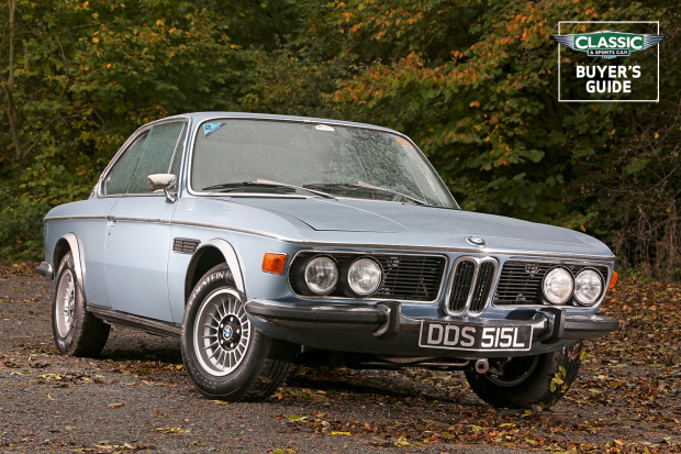 BMW E9 coupés buyer's guide: what to pay and what to look