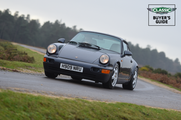 Porsche 911 964 Buyer S Guide What To Pay And What To Look For