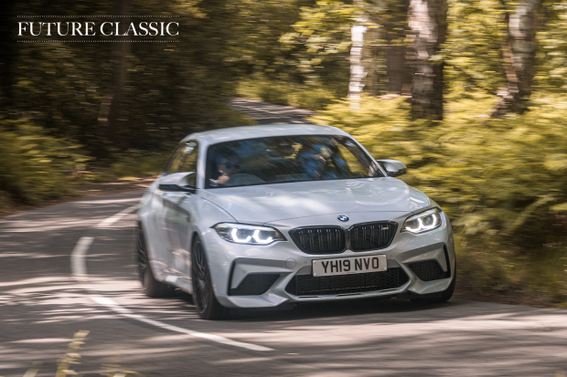 Future classic: BMW M2 Competition | Classic & Sports Car