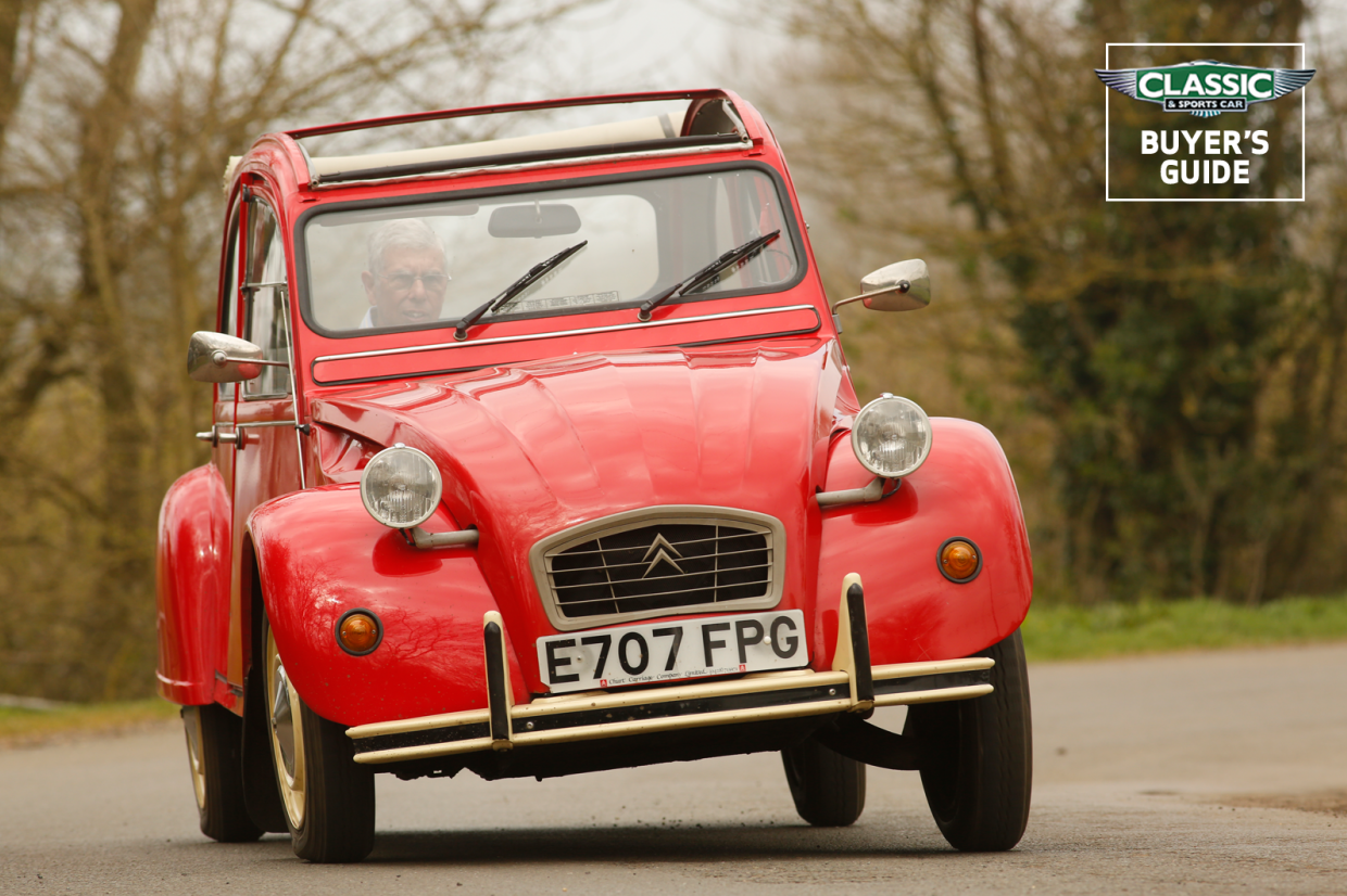 Classic & Sports Car – Buyer's guide: Citroën 2CV