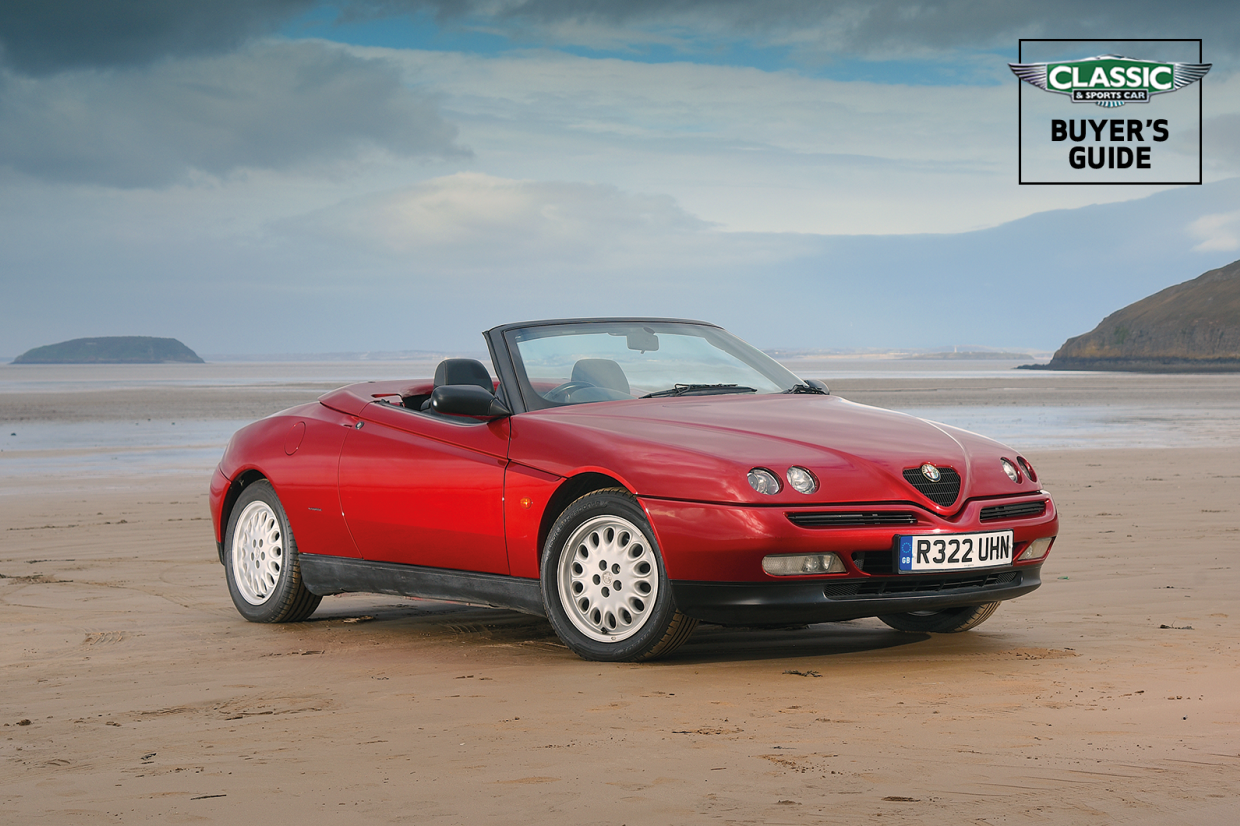 Alfa Romeo Spider >> Alfa Romeo Spider 916 Buyer S Guide What To Pay And What