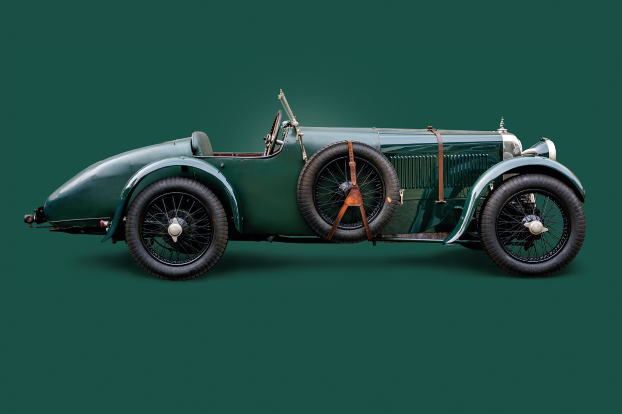 Classic & Sports Car – Alvis exhibition coming to Louwman Museum