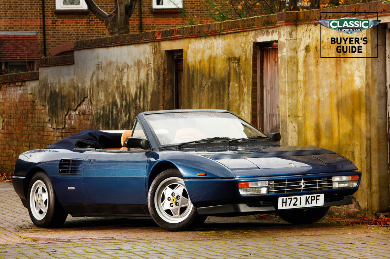 Ferrari Mondial Buyer S Guide What To Pay And What To Look For Classic Sports Car