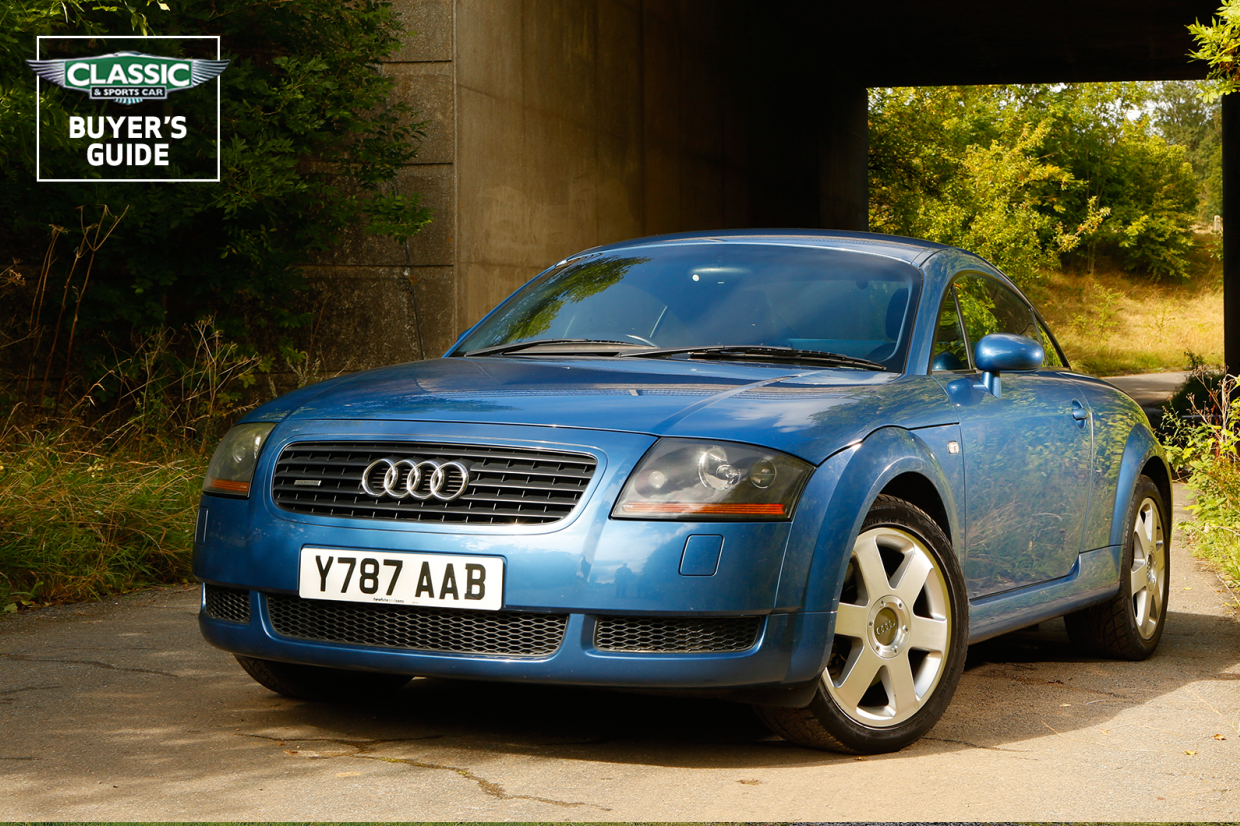 Picture of: Audi Tt Mk1 Buyer S Guide What To Pay And What To Look For Classic Sports Car