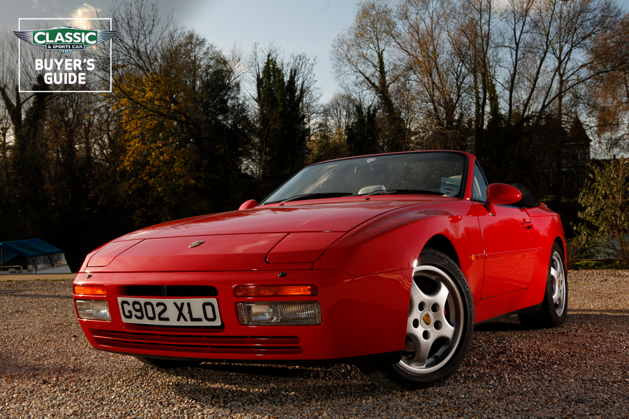 Porsche 944 Buyer S Guide What To Pay And What To Look For Classic Sports Car