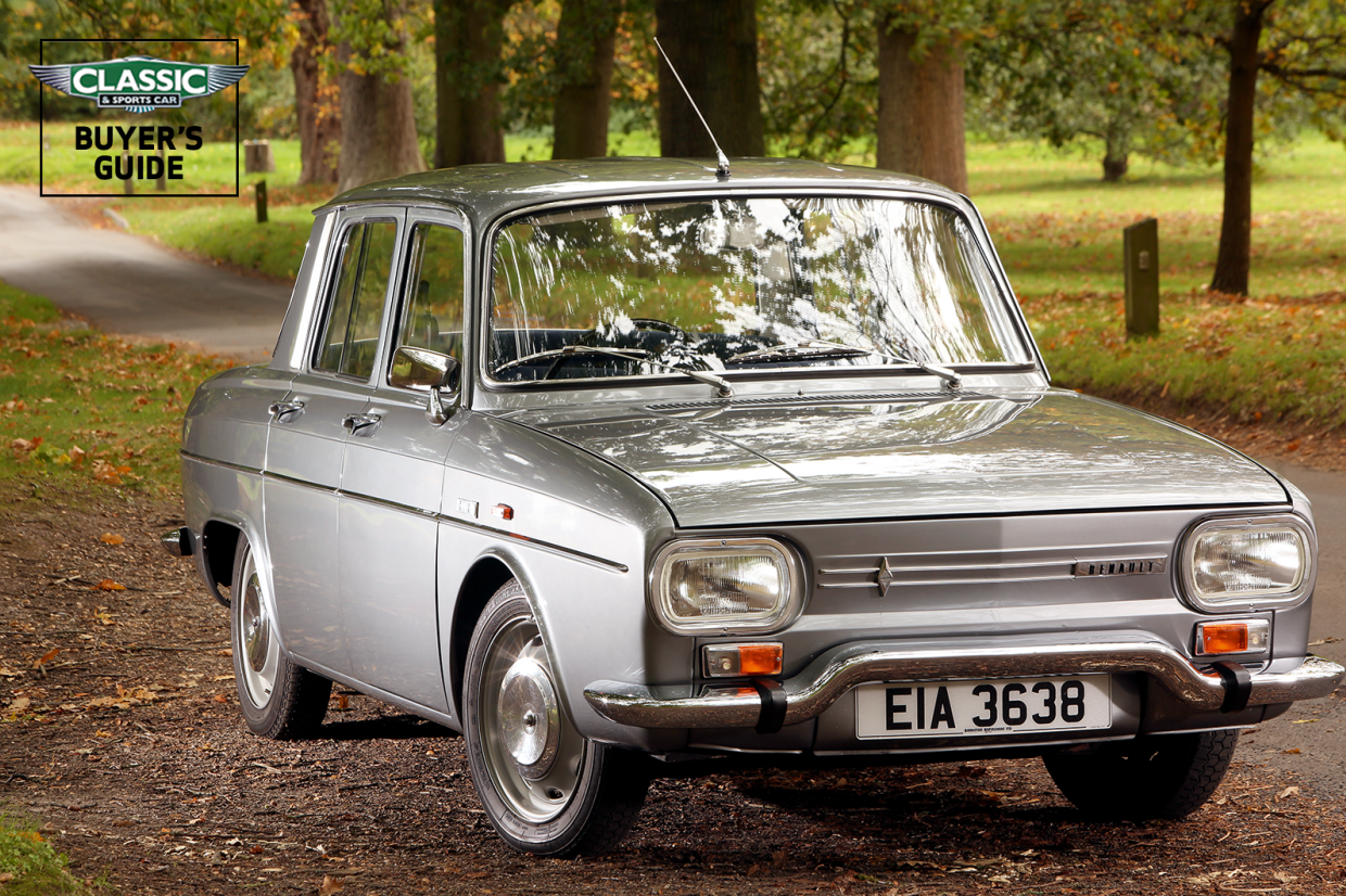 Renault 8 Renault 10 Buyer S Guide What To Pay And What To Look For Classic Sports Car