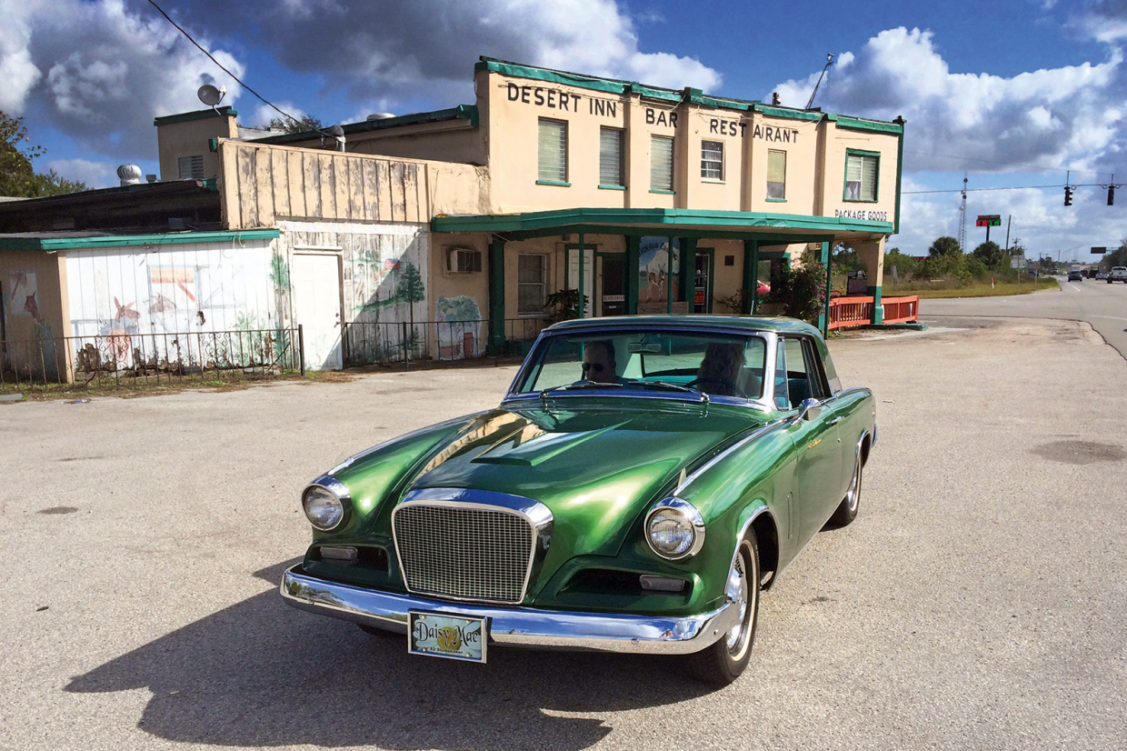 Classic & Sports Car – Your classic: Studebaker Gran Turismo Hawk