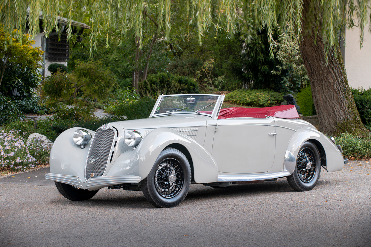 Classic & Sports Car – Unique Alfa duo joins Concours of Elegance line-up