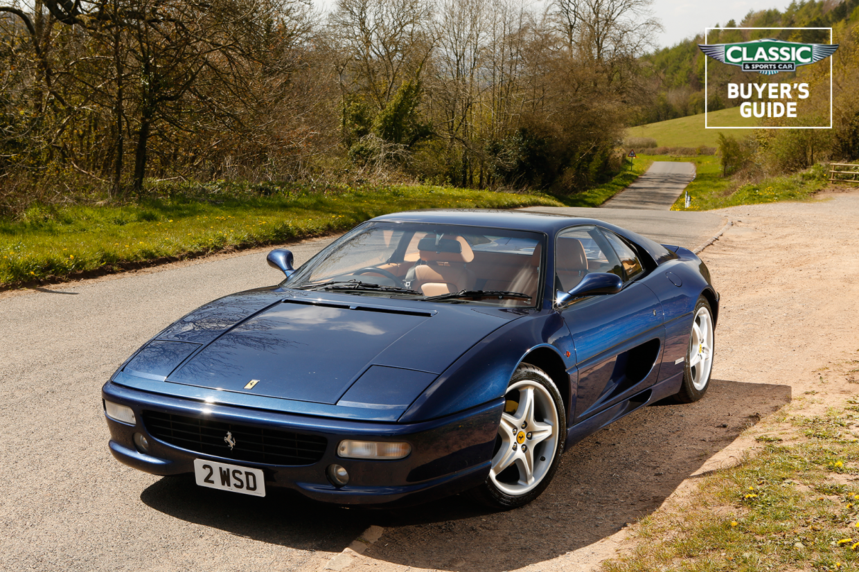 Ferrari F355 Buyer S Guide What To Pay And What To Look For Classic Sports Car