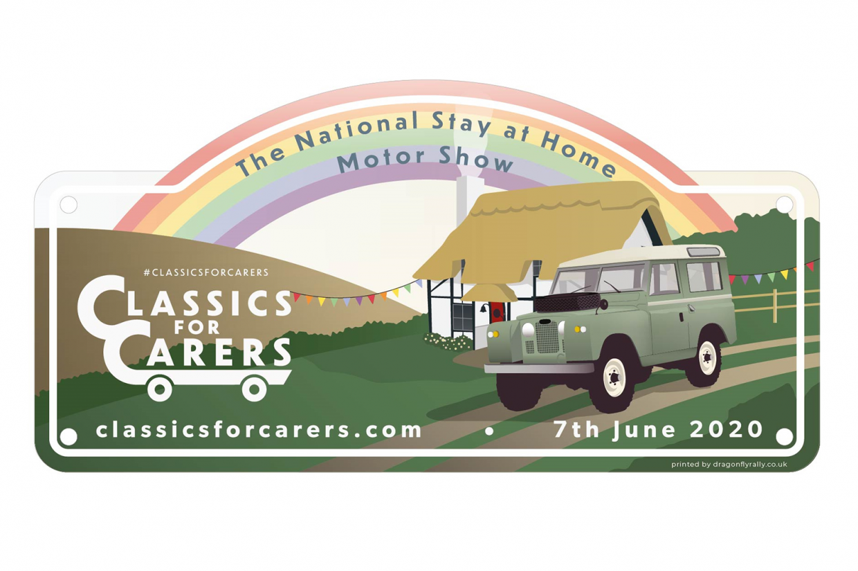 Classic & Sports Car – Big support and a second showing for Classics for Carers
