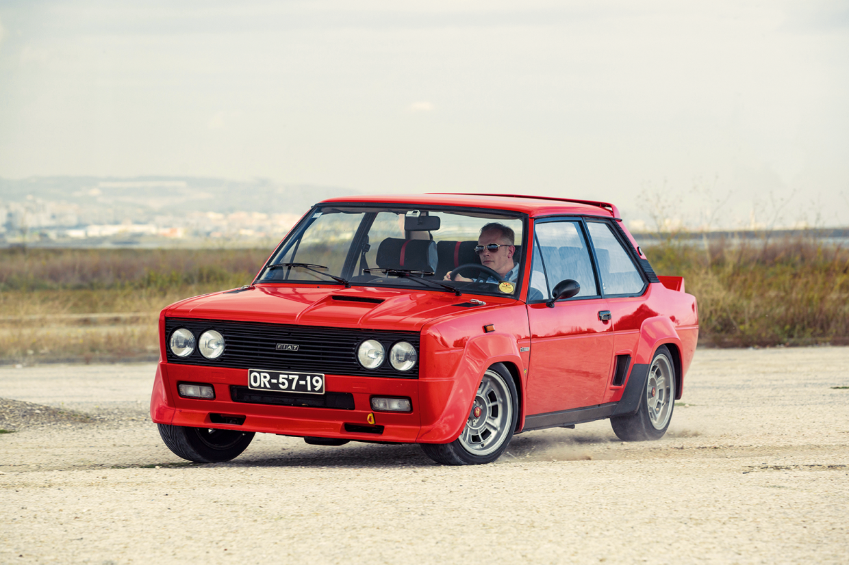 Classic & Sports Car – Fiat's final champion: Fiat-Abarth 131 Stradale