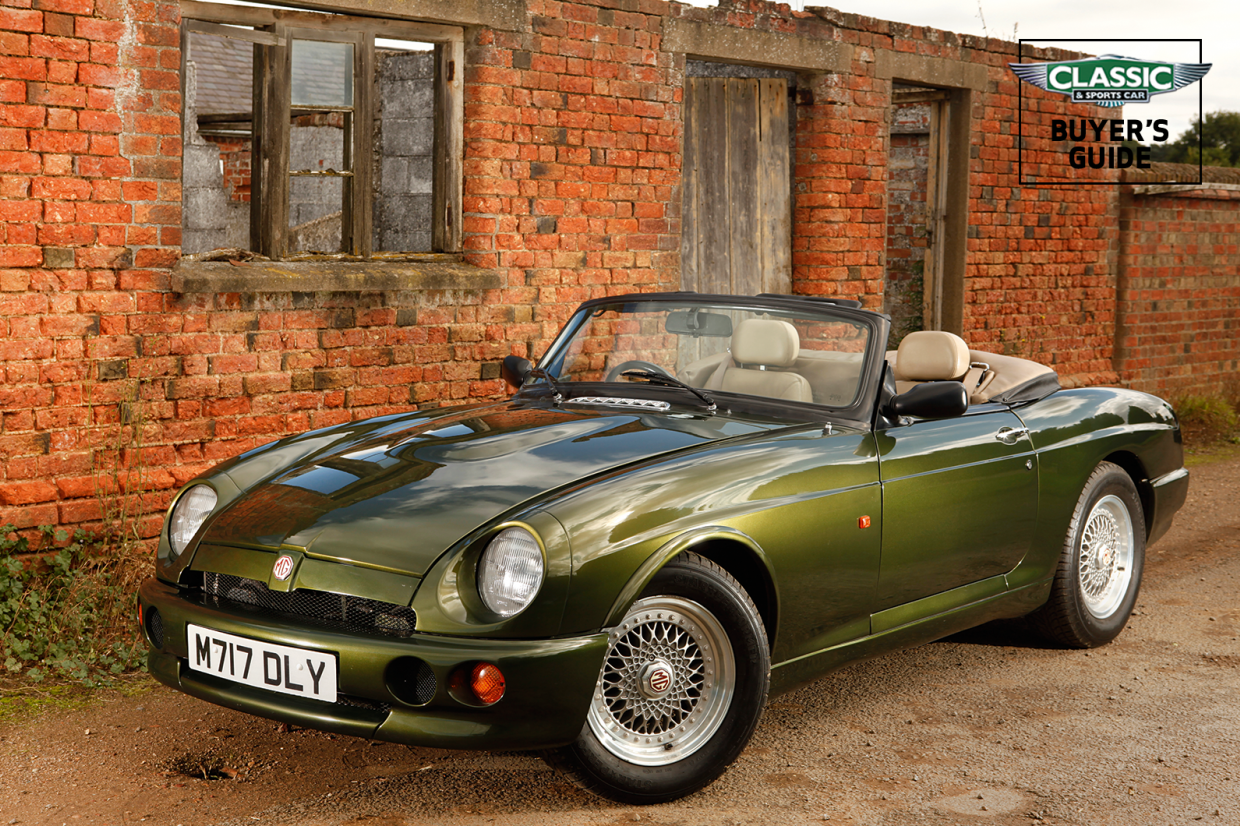 Classic & Sports Car – Buyer's guide: MG RV8