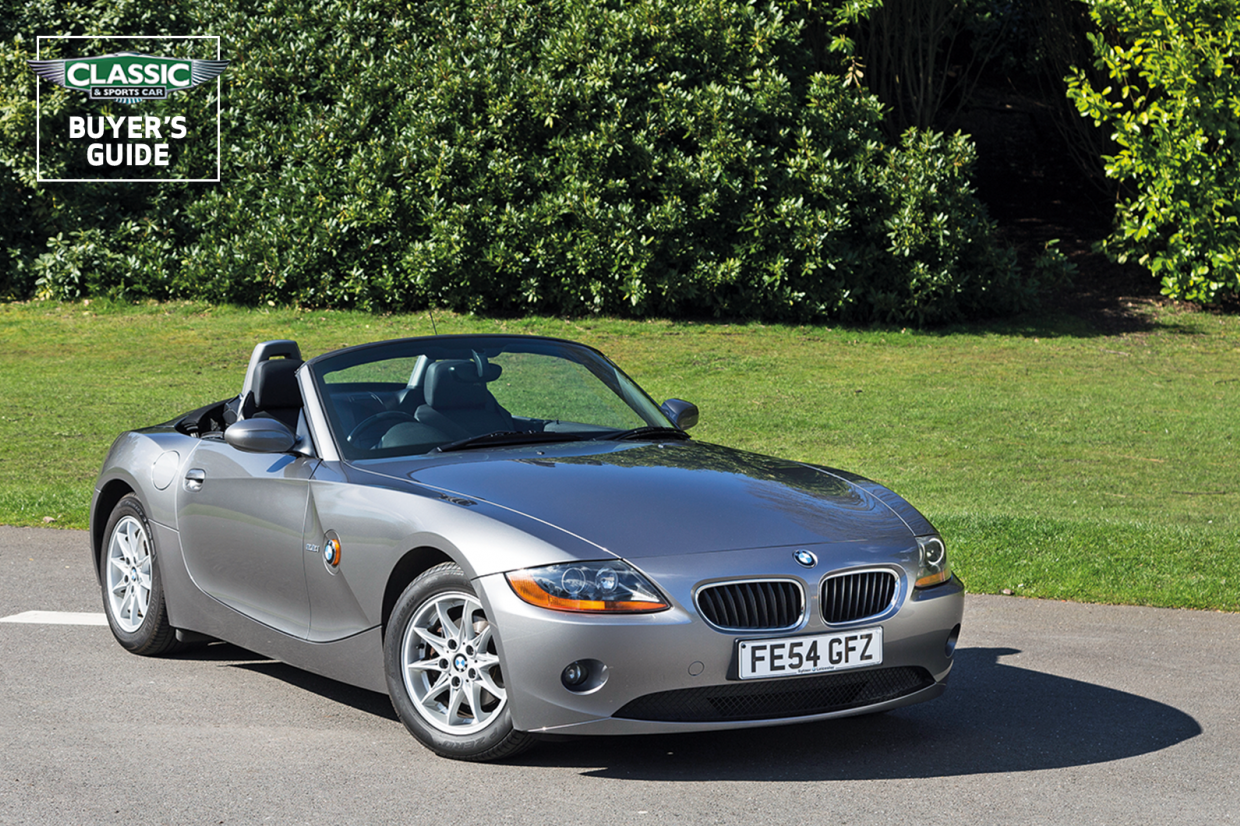 Bmw Z4 Buyer S Guide What To Pay And What To Look For Classic Sports Car
