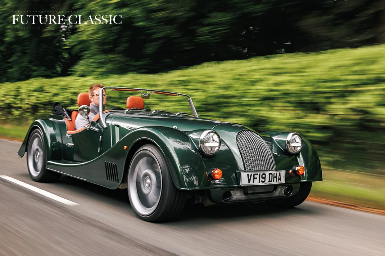 Future Classic Morgan Plus Six Classic Sports Car