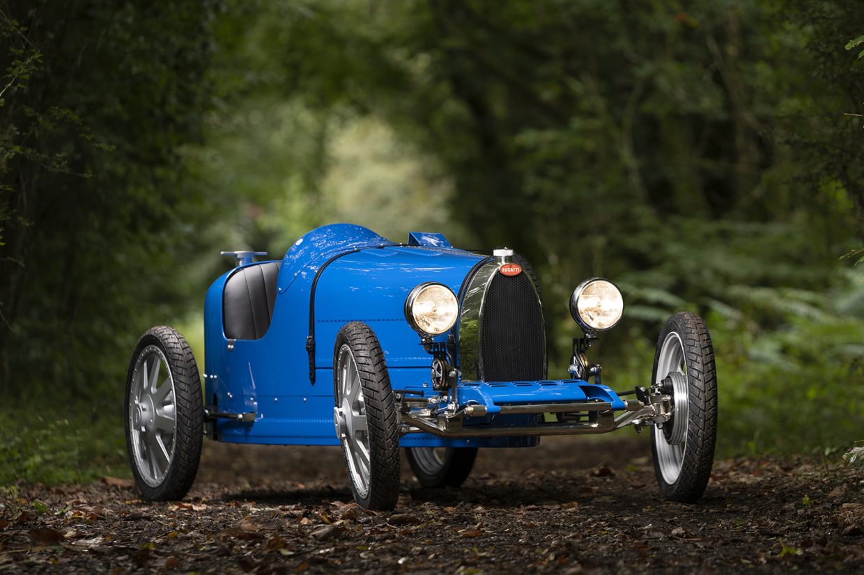 Classic & Sports Car – Pint-sized classics to steal Concours of Elegance limelight