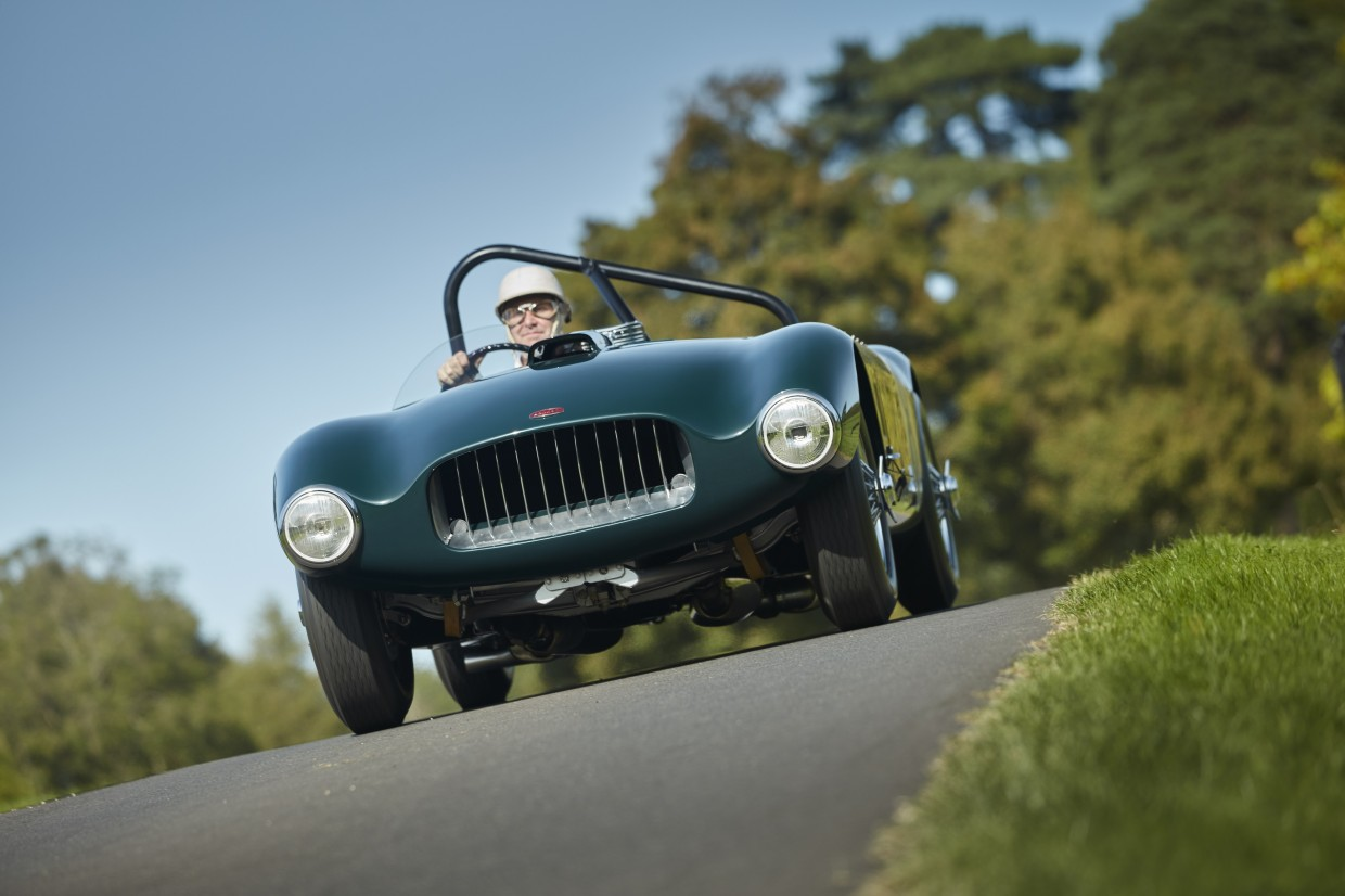 Classic & Sports Car – Continuation Allard to fly the family nest