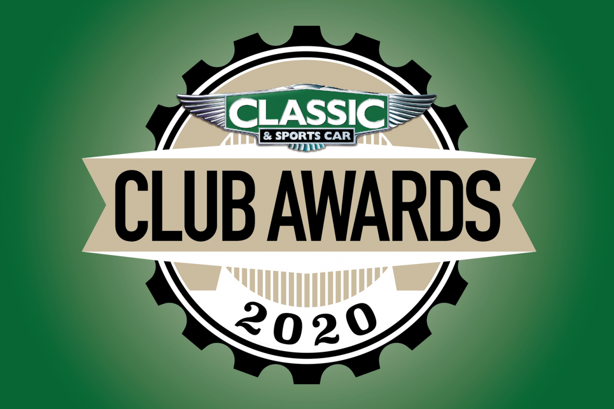 Classic & Sports Car – Get involved with Classic & Sports Car's Club Awards 2020!