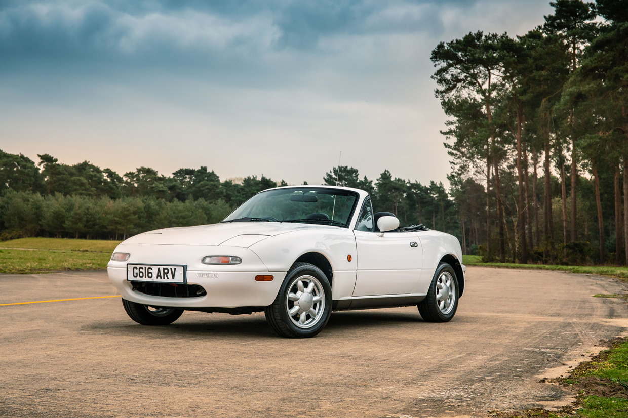 Classic & Sports Car – More support for Mazda MX-5 owners
