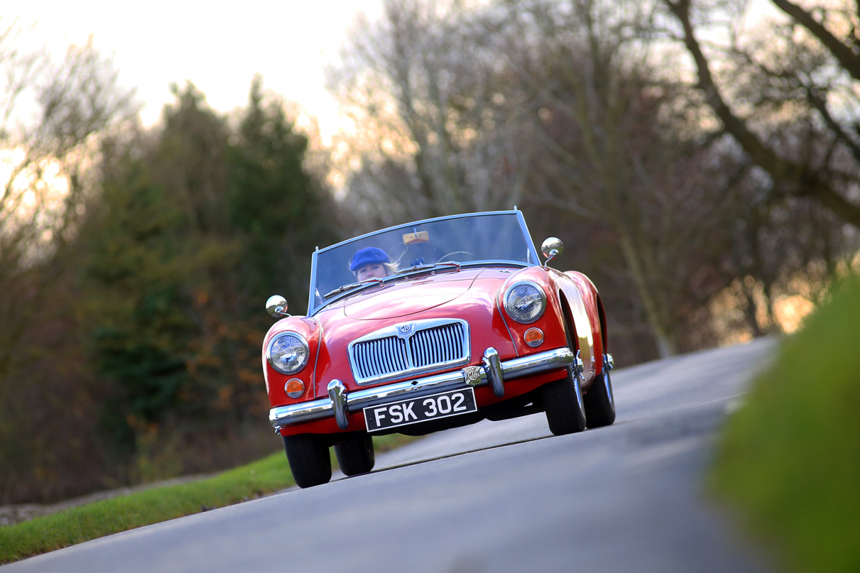 Classic & Sports Car – REVS Remembrance Day classic challenge is pushing for support