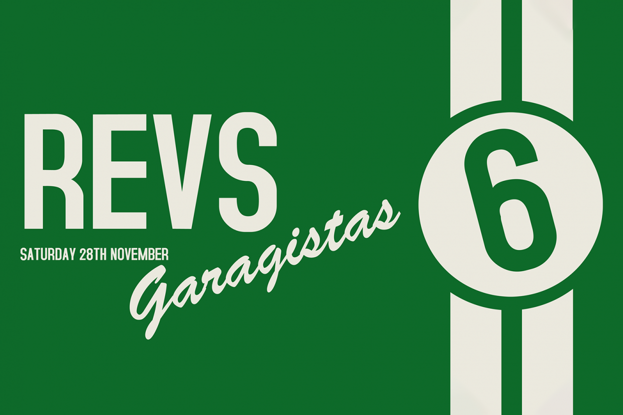 Classic & Sports Car – REVS Garagistas wants you to be the stars of the show