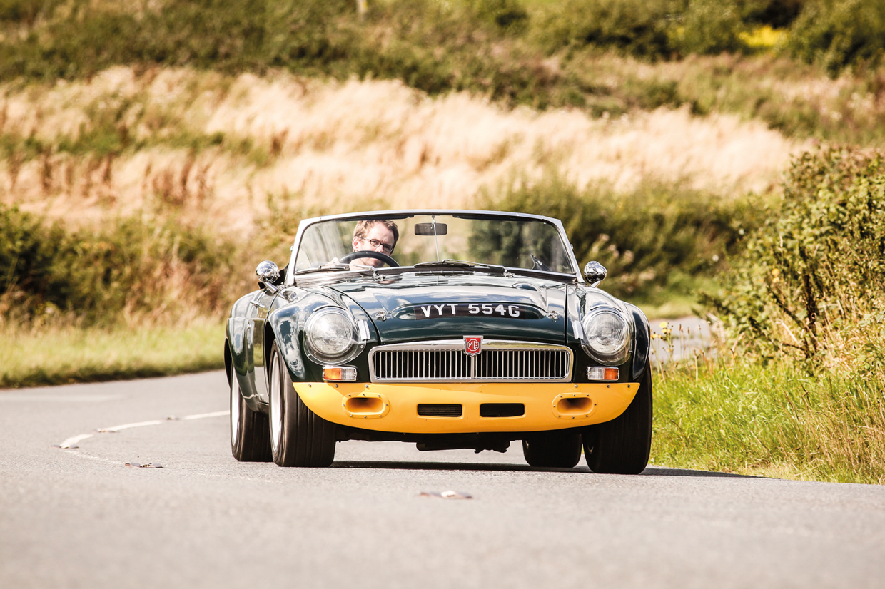 Classic & Sports Car – The best MG that might have been?