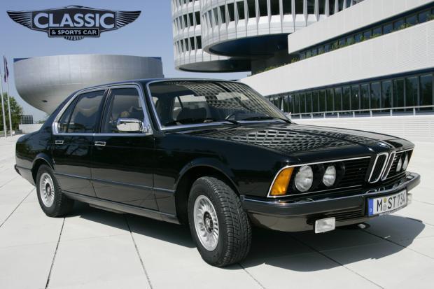 Pride of Bavaria: BMW 7 Series