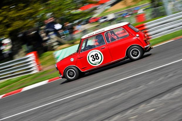 Celebrity Mini Fans To Duel On Track At Brands Hatch This Weekend