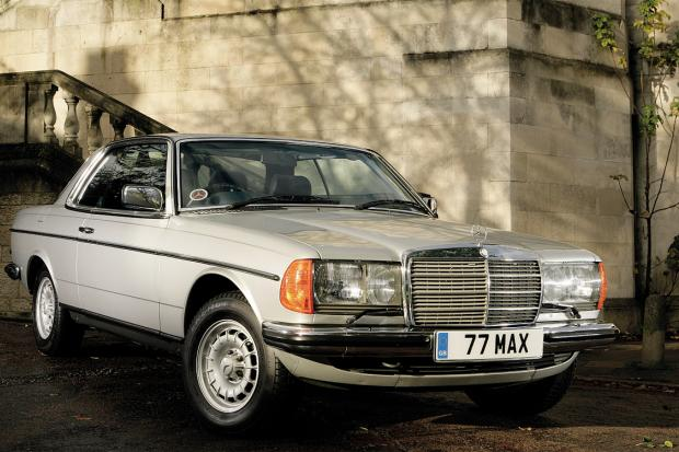 Something For The Bank Holiday Weekend Mercedes Benz W123