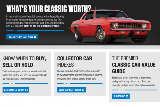 Industry Insiders Share Classic Valuation Knowledge - Classic car valuation