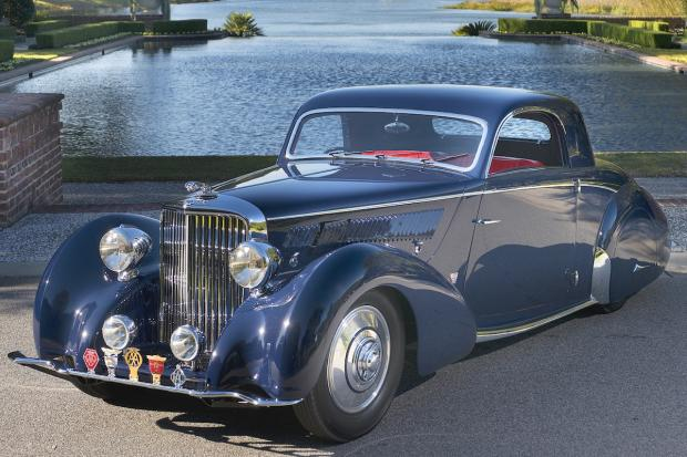 Graberbodied Jaguar Takes Best In Show At Hilton Head - Hilton head car show