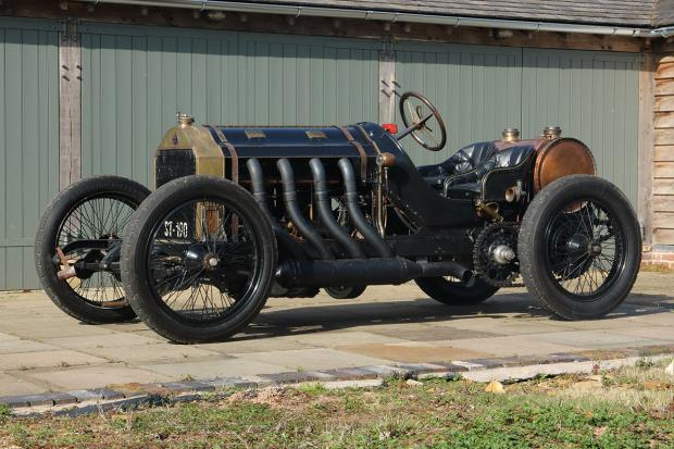 Fastest Car In The World 2015 >> 16.5-litre Edwardian monster to take on Beast of Turin | Classic & Sports Car