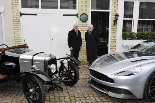 Aston Martin Marks 100 Years Of Sports Car Production