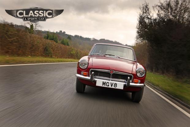 MGB GT V8: the greatest unsung MG?