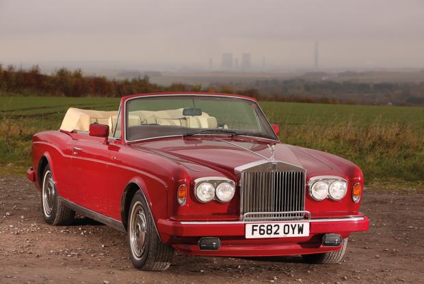 Donu0027t Buy A Merc 280SE 3.5u2026 Buy A Rolls Royce Corniche!
