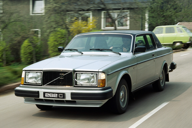 Guilty Pleasures: Volvo 262C