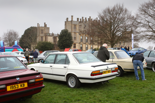 Sharknose Collection catches the eye at BMW Car Club's Southern Concours